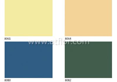 single color rubber floor