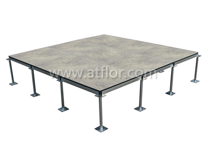 Linoleum Steel Raised Access Floor