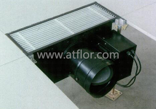 Ground Single Cold Type Variable Air Volume Terminal
