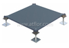 500mm Bare Finish Steel Raised Access Floor System
