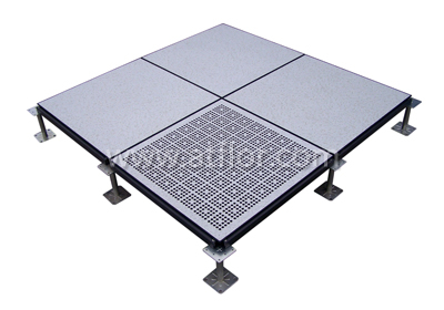 16% Ventilation Steel Air-flow Raised Floor
